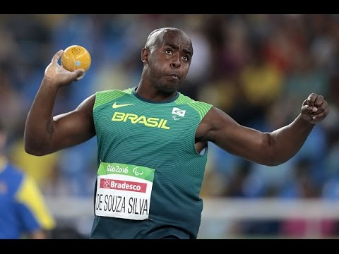 Athletics | Men's Shot Put F37 Final | Rio 2016 Paralympic Games