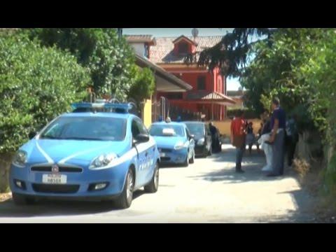 Giugliano (NA) - Uomo trovato strangolato in casa con un filo di ferro (31.08.15)