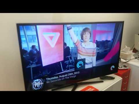 Shifty Jelly - Pocketcasts streaming to Chromecast Demo