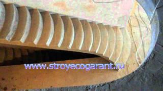 Монолитные лестницы ООО