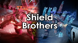Destiny Taken King: Shield Brothers Strike Gameplay (and/or Commentary)