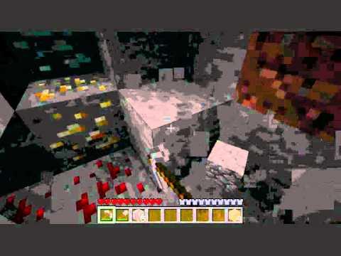 Gradini Di Legno Minecraft : Minecraft pietrarossa diamante oro e argento youtube