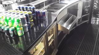 Bar Counter By Quality Kitchen Equip Tr Llc,sharjah,uae