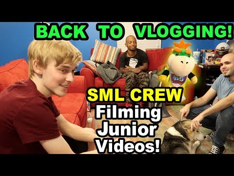 HE'S OUT THE HOSPITAL!! (Filming Junior Video!) (Update)