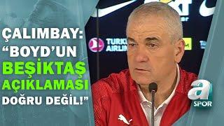 Galatasaray 2-2 Sivasspor Rıza Çalımbay Maç Sonu Basın Toplantısı Düzenledi! / A