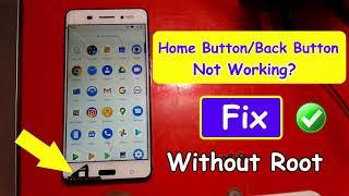 Fix Home Button/Back Button Not Working [No Root] 2020 Method screenshot 5