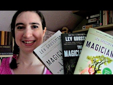 The Magicians Trilogy Book Review (Spoiler Free)