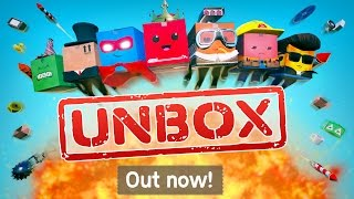 Unbox Launch Trailer
