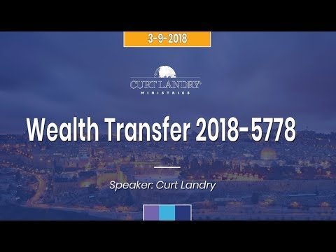 Wealth Transfer 5778/2018