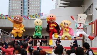 2017.04.21  横浜アンパンマンこどもミュージアム  夜ショー 登場 thumbnail