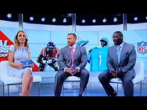 Lindsey Rhodes talks about Tannehill staying up