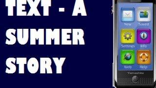 Text - A Summer Story