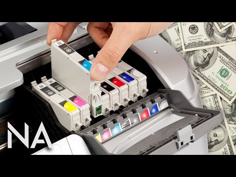 Printer Ink Cartridges - The Biggest Tech Ripoff Got Worse