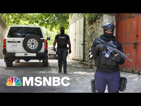 Haiti Under Martial Law, State Of Emergency