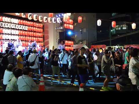 錦糸町河内音頭大盆踊り 2015
