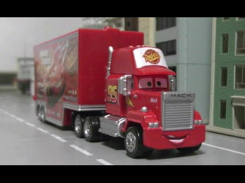 Disney Cars Mack Truck Toys 디즈니 카 맥 트럭 장난감