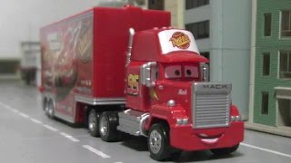 Disney Pixar Cars 3 Toys Disney Mack Truck Hauler Toys Tomica Truck Carry Case Disney Cars 3