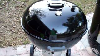 "26.75"" Weber One Touch Gold Charcoal Grill Review"