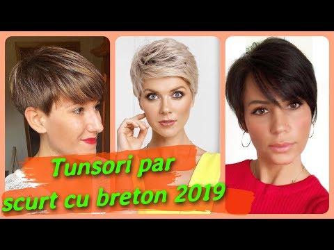 Tunsori Moderne Par Scurt 2018