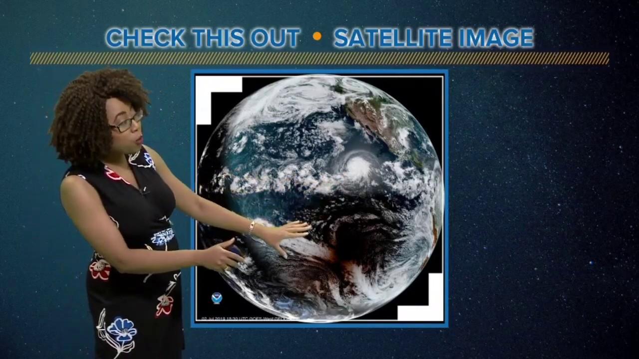 Saturn and satellite spottings
