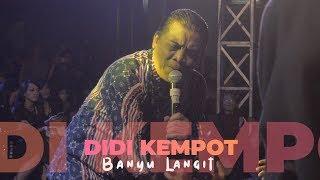 DIDI KEMPOT - Banyu Langit, Live at