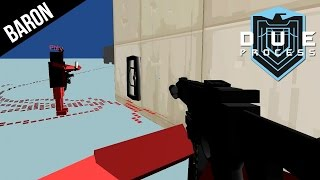 Due Process - An Intense Victory, and Desperate Defeats!  Swat Style Tactical Shooter