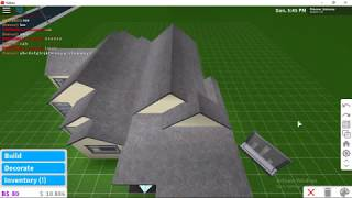 Small Modern House Tour! | Roblox Bloxburg | Princess_Unicorny RBLX