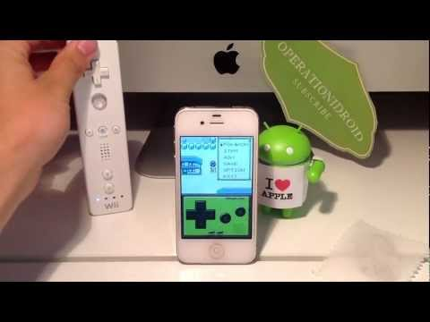 How to use Wiimote with Emulators on iDevice(No Computer)
