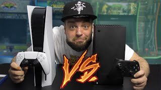 PS5 vs Xbox Series X - Which Is The BETTER Console?