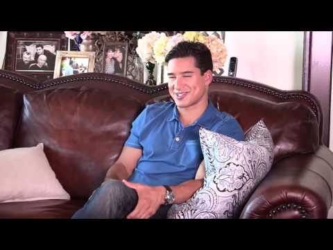 Episode 2   At Home with Mario Lopez, the Pure Barre Method and Mary Murphy