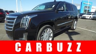 2017 Cadillac Escalade UNBOXING Review - BMW And Audi Can
