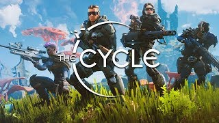 The Cycle Gameplay German - Alien Shooter Angezockt
