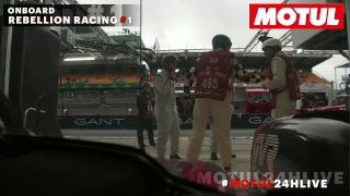 ONBOARD WITH REBELLION RACING & TVR 24h Le Mans LIVE Stream Powered by Motul: Qualifiers Round 2