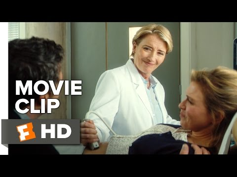 Bridget Jones's Baby Movie CLIP - Doctor Helps During Ultrasound (2016) - Emma Thompson Movie
