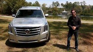 Prueba Cadillac Escalade 2015 Espaol