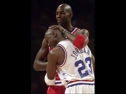 hjeacw 21 Years Old Allen Iverson Scored 44pts Vs Michael Jordan Scottie