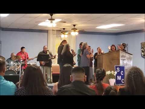 San Carlos Miracle Church Choir  -  God With Us