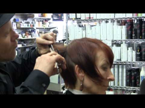 Very Long To Super Short Asymmetrical Clipper Haircut