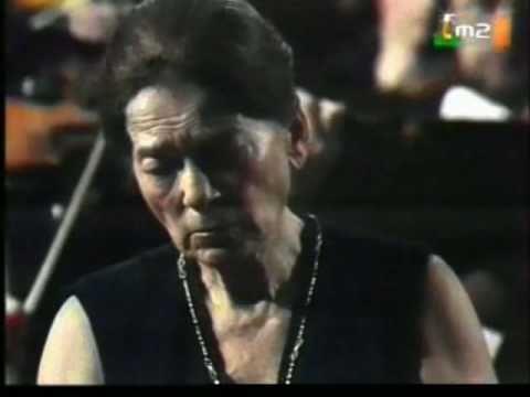 Annie Fischer - Beethoven / Piano Concerto No. 4 in G major, op. 58