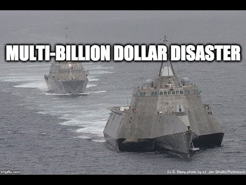 BILLIONS Of Taxpayer Dollars Spent On Naval Ship Pentagon DOESN'T WANT