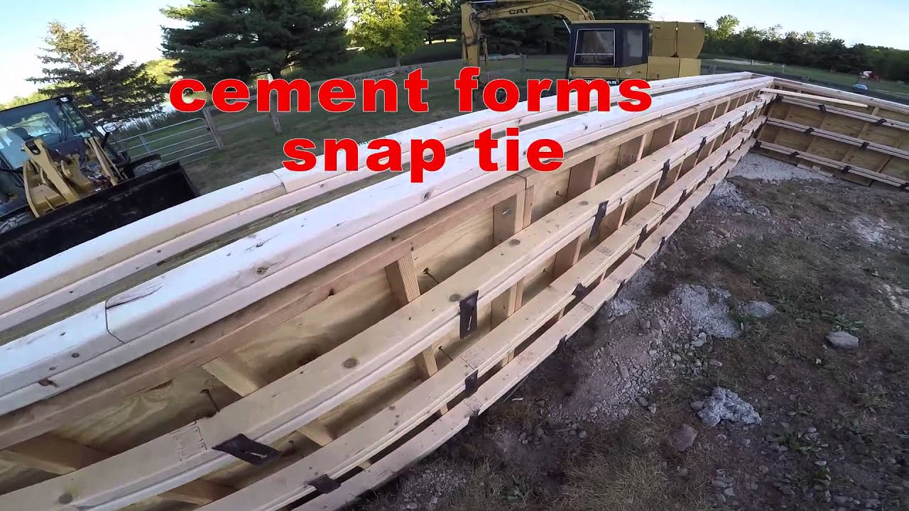 Cement Form 1 Youtube