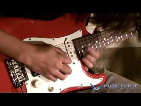 [MusicForce] Suhr Classic Pro Demo - 'Mary's Ballad' Mateus Asato