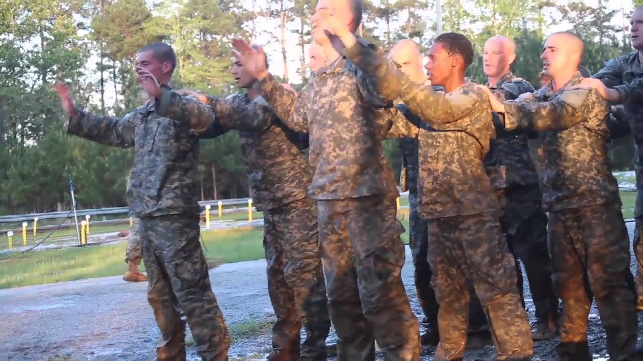 US Army Ranger Course Assessment, Part 1
