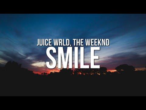 Juice WRLD - Smile (Lyrics) ft. The Weeknd