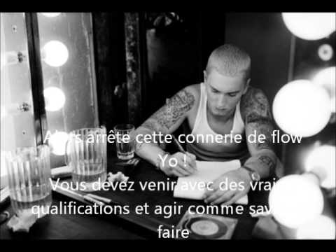 Eminem 313 Feat Eye Kyu Traduction Francaise Youtube