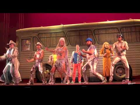 """""""Go West"""" Opening Number from Priscilla Queen of the Desert The Musical."""