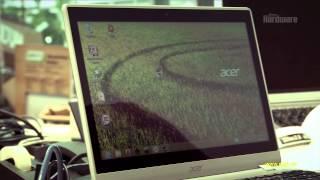 видео Ноутбук Acer ASPIRE V5-122P | Спецодежда от производителя