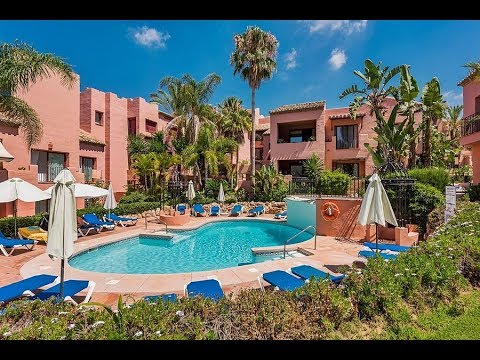 BEACHSIDE PENTHOUSE ELVIRIA MARBELLA