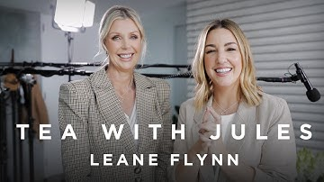 TEA WITH JULES - Leane Flynn on living with Ovarian Cancer