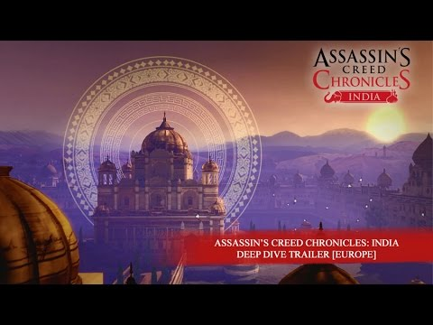 Assassin's Creed Chronicles : India – Deep Dive Trailer [EUROPE]